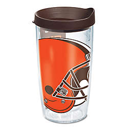 Tervis® Cleveland Browns 16-Ounce Wrap Tumbler with Brown Lid