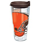 Tervis® Cleveland Browns 24-Ounce Wrap Tumbler with Brown Lid