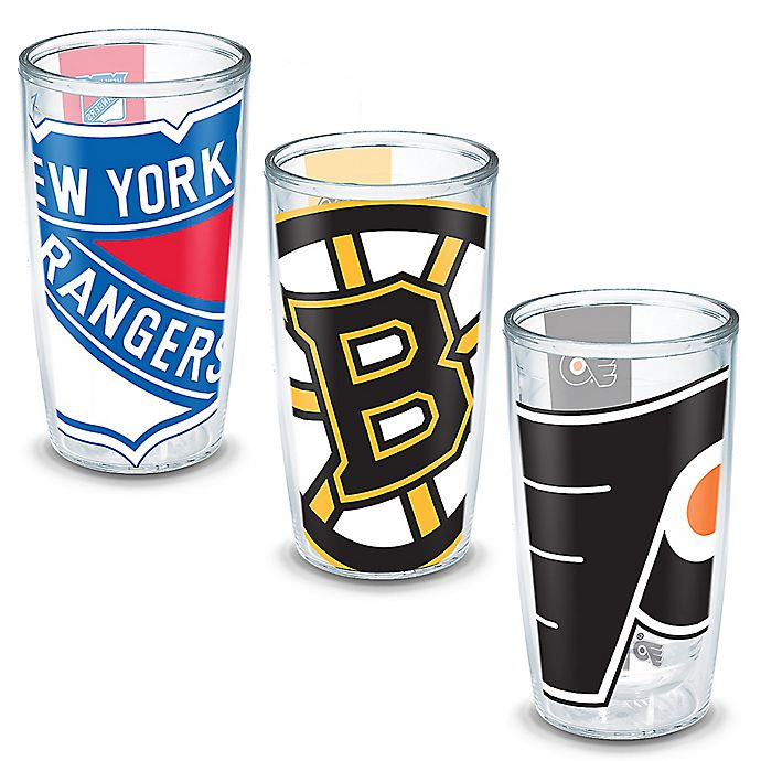 Alternate image 1 for Tervis® NHL 16 oz. Wrap Tumbler Gift Set (Set of 2)