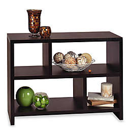 Bookcase Console Table