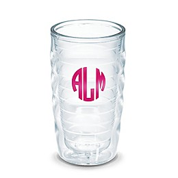 Tervis® 10-Ounce Personalized Clear Tumbler