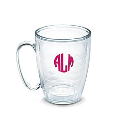 Tervis® 16-Ounce Personalized Clear Mug