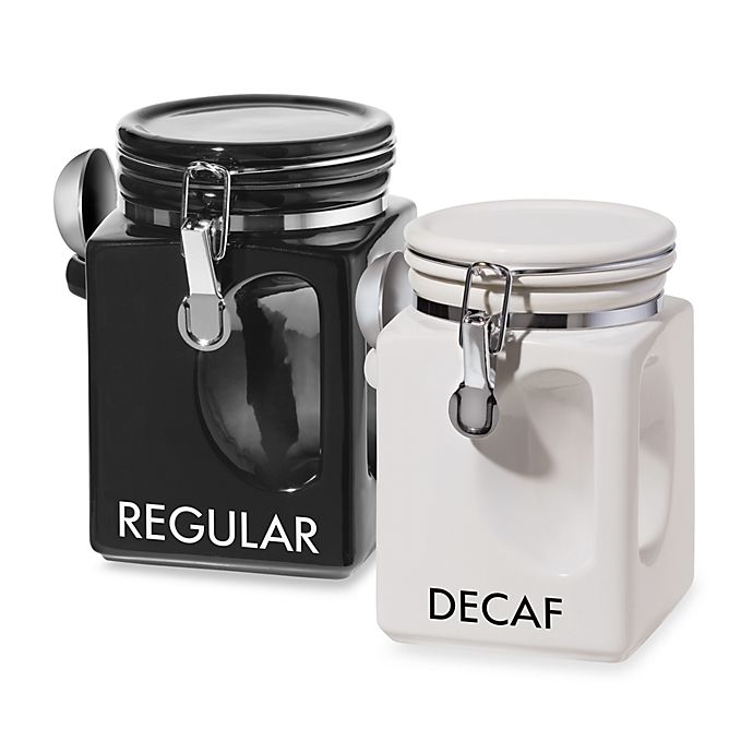 Alternate image 1 for Oggi™ EZ Grip Coffee Canisters
