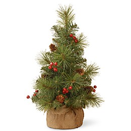 National Tree Company Everyday Collection 18-Inch Miniature Pine Tree