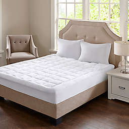 Madison Park Cloud Soft Mattress Pad