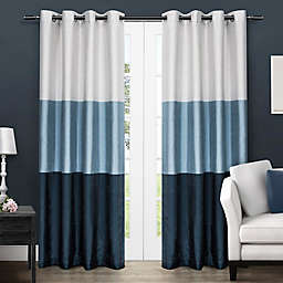 Chateau 2-Pack Riva 2-Pack Grommet Top Window Curtain