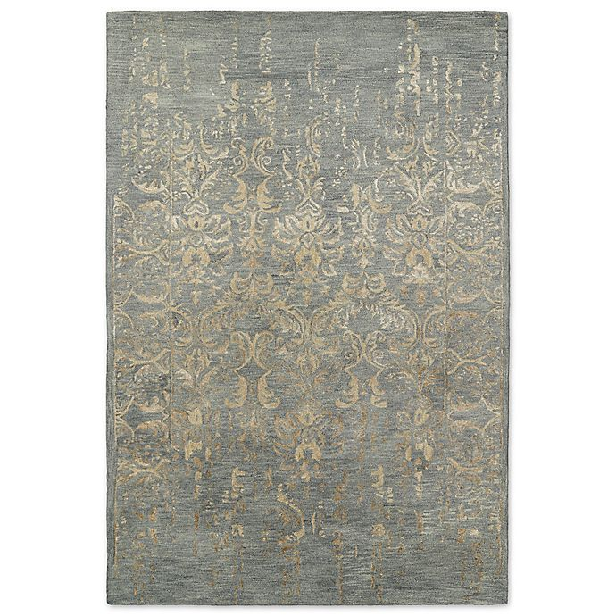 Alternate image 1 for Kaleen Mercery Impressions  5-Foot x 7-Foot 9-Inch Area Rug in Bronze