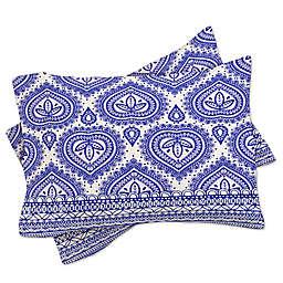 Deny Designs Aimee St Hill Standard Pillow Sham in Blue