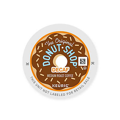 Keurig® K-Cup® Pack 48-Count The Original Donut Shop® Decaf Coffee Value Pack