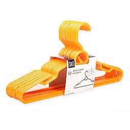 SALT™ Attachable Hangers in Orange (Set of 10)