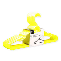 SALT™ Attachable Hangers in Yellow (Set of 10)