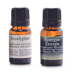 Finesse Eucalyptus and Energise Pure Essential Oil Collection