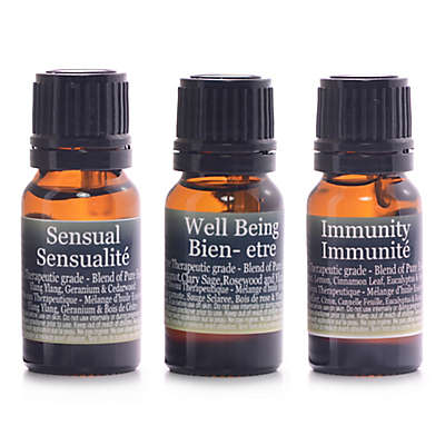 Finesse Pure Essential Oil Blend Collection