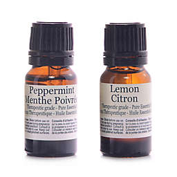 Finesse Lemon and Peppermint Pure Essential Oil Blends