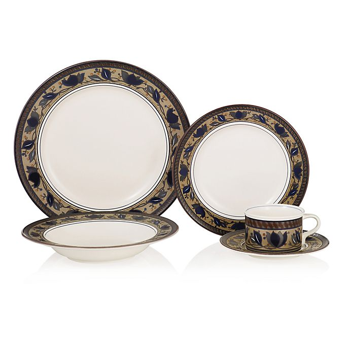 Alternate image 1 for Mikasa® Arabella 5-Piece Place Setting