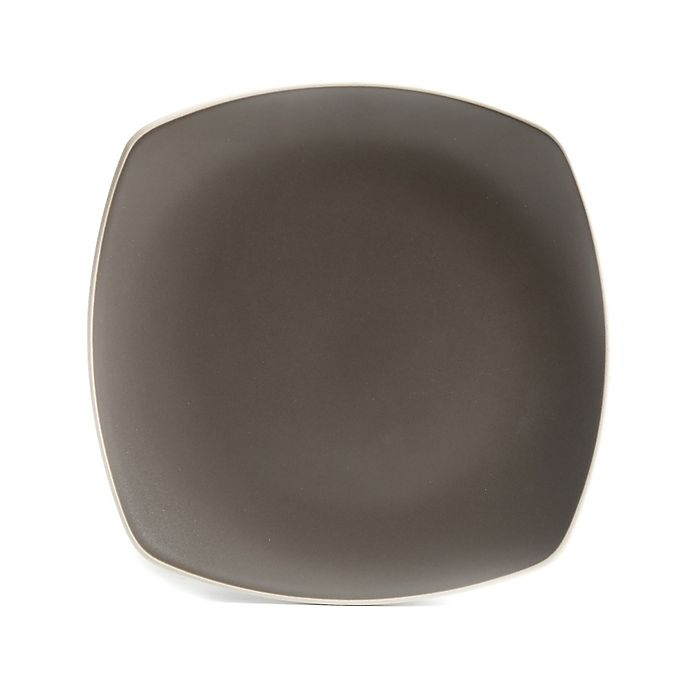 Alternate image 1 for Artisanal Kitchen Supply® Edge Square Salad Plate in Stone