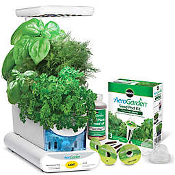 Miracle-Gro® AeroGarden™ Sprout LED with Gourmet Herb Seed Pod Kit