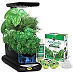 Miracle-Gro® AeroGarden™ Sprout LED with Gourmet Herb Seed Pod Kit in Black