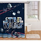 Star Wars™ Space Battle 72-Inch Shower Curtain