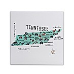 My Place Tennessee 7.75  Square Trivet