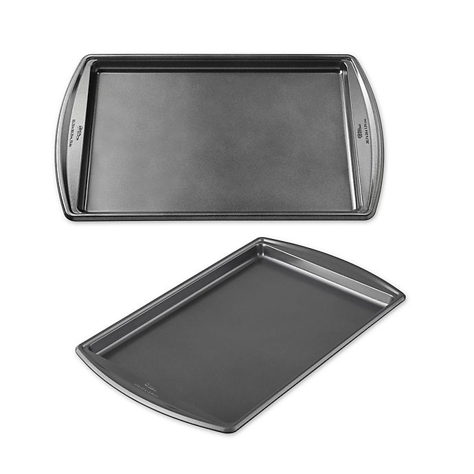Alternate image 1 for Wilton® Advance Select Premium Nonstick™ Baking Sheet