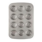 Emeril Aluminized Steel 12-Count Muffin Pan