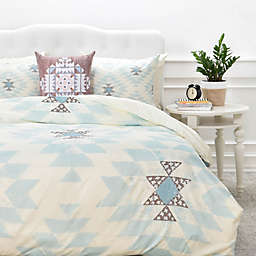 Deny Designs Dash and Ash Dwelling Dawn Duvet Cover