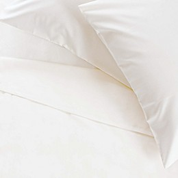 Reverie Solid 300-Thread-Count Tencel® Sheet Set in White