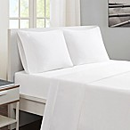 Sleep Philosophy® Smart Cool Queen Sheet Set in White