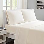 Sleep Philosophy® Smart Cool Queen Sheet Set in Ivory