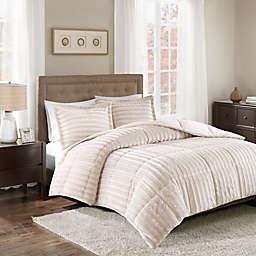 faux fur comforter set king faux fur king comforter set | Bed Bath & Beyond faux fur comforter set king