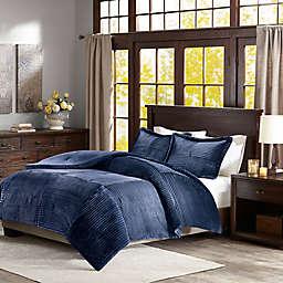 Premier Comfort Parker Corduroy 3-Piece Comforter Set