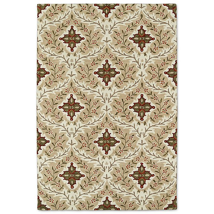 Alternate image 1 for Kaleen Middleton Urmia 5-Foot x 7-Foot 9-Inch Area Rug in Sand
