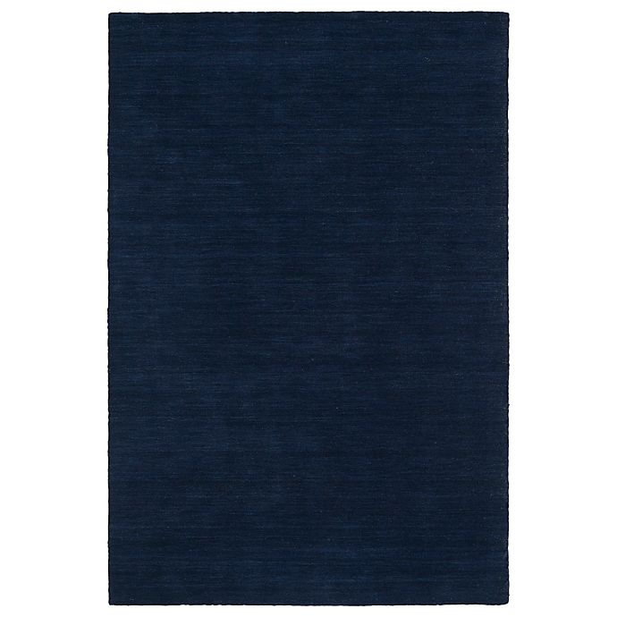 Alternate image 1 for Kaleen Renaissance 3-Foot x 5-Foot Accent Rug in Navy