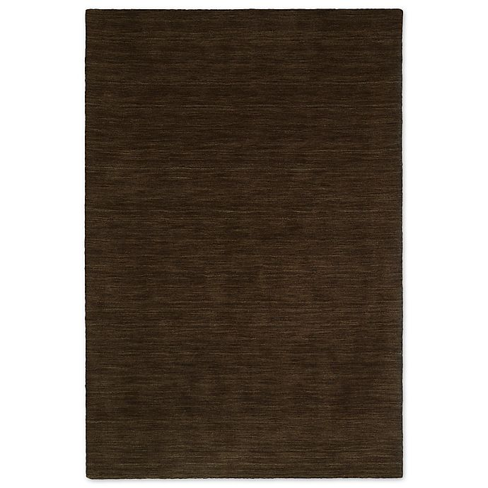 Alternate image 1 for Kaleen Renaissance 5-Foot x 7-Foot 6-Inch Area Rug in Chocolate