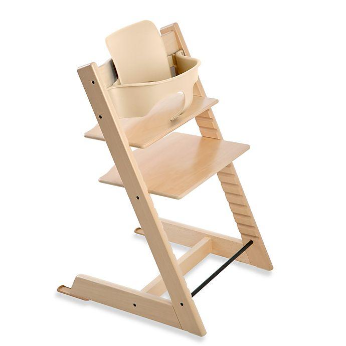 Alternate image 1 for Stokke® Tripp Trapp® Baby Set™ in Natural