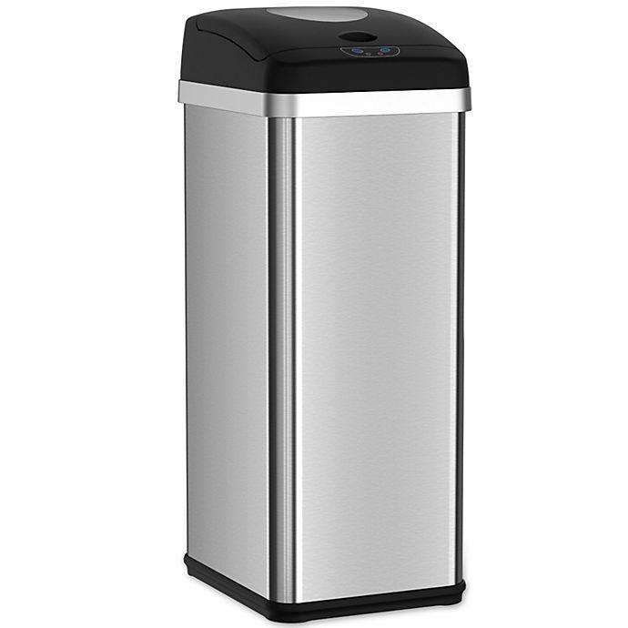 Alternate image 1 for halo™ Compactor Trash Bag 49-Liter Saver Sensor Can