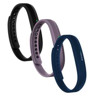Fitbit 174 Flex 2 Wireless Activity Tracker Wristband Bed