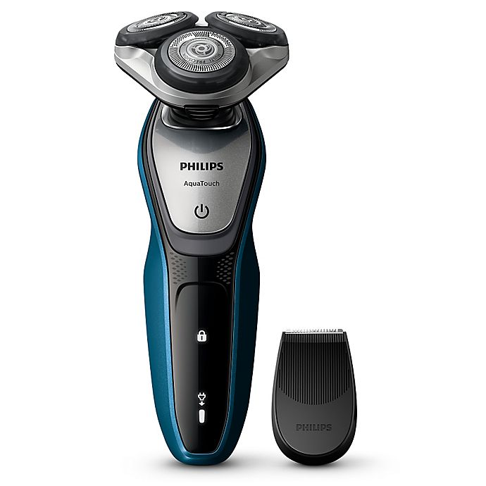 Alternate image 1 for Philips Series 5000 AquaTouch Wet/Dry Shaver