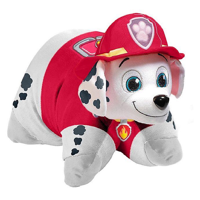 Alternate image 1 for Pillow Pets® PAW Patrol Marshall Folding Pillow Pet