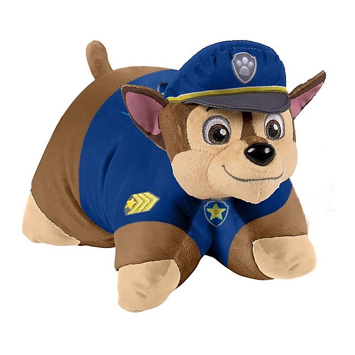 Alternate image 1 for Pillow Pets® PAW Patrol Chase Folding Pillow Pet