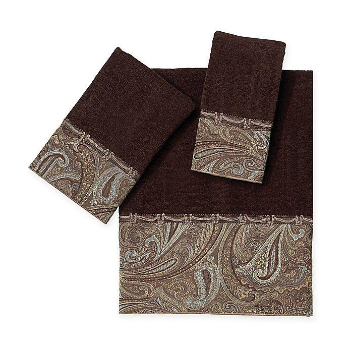 Alternate image 1 for Avanti Bradford Bath Towel Collection in Java