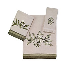 Avanti Greenwood Bath Towel Collection in Ivory