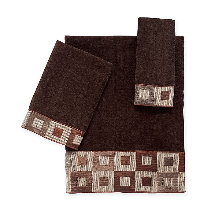 Alternate image 1 for Avanti Precision Bath Towel Collection in Mocha