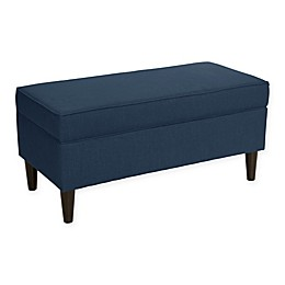 Skyline Furniture Merion Storage Bench