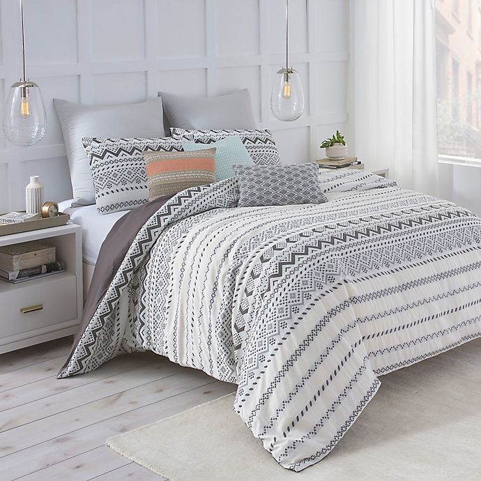 Under The Canopy 174 Abstract Aztec Duvet Cover Set Bed