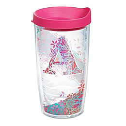 Tervis® Botanical Initial 16 oz. Wrap Tumbler with Lid