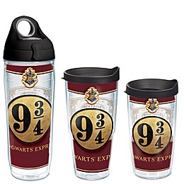Tervis® Harry Potter Platform Nine and Three Quarters Wrap Drinkware with Lid