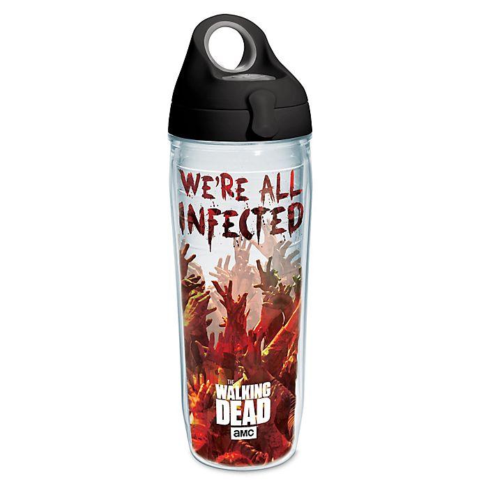 Alternate image 1 for Tervis® The Walking Dead Walkers Wrap  24 oz. Water Bottle