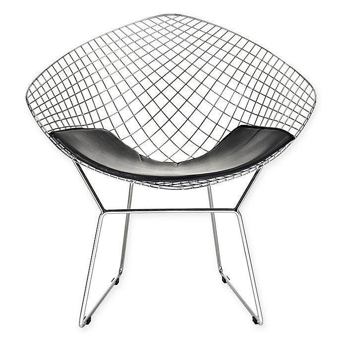 Alternate image 1 for Modway Cad Lounge Chair in Black